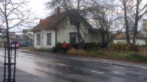 Obebott egnahemshus i Karleby