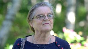 Marianne Siermala är ordförande för Stödföreningen för närstående till missbrukare.