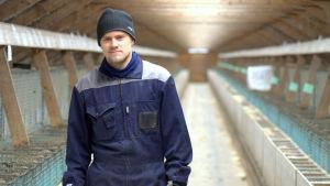 Jonathan Asplund, pälsfarmare