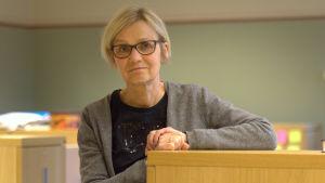Anna-Maija Lyyra, politiker i Jakobstad.