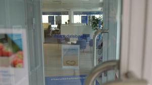 Handelsbankens kontor i Jakobstad.