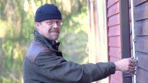 Sören Staaf, distriktssotare i Malax.