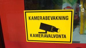 Kameraövervakning finns numera på platsen.