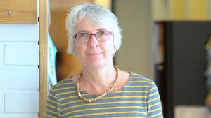 Lillemor Gammelgård, direktör för småbarnsfostran i Vasa.