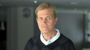 Markku Sirviö, ledande överläkare.