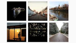 Bilder som firar november.