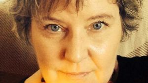 Författaren Carina Nynäs. Foto Carina Nynäs.
