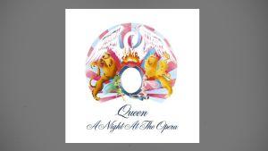 Queen, A Night At The Opera-konvolut