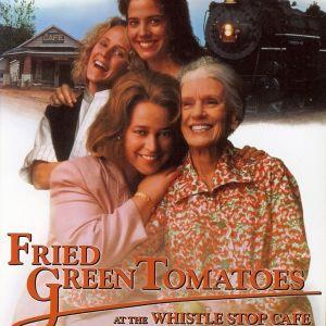 Reklamposter till filmen Stekta gröna tomater på Whistle Stop Café. Fried Green Tomatoes.