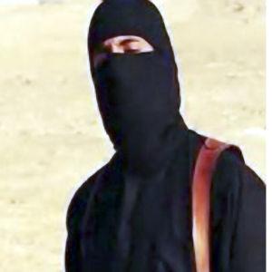 Skärmdumpar från ISIS terroristvideon.