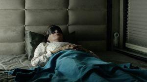 Evabritt Strandberg on Marianne elokuvassa The Quiet Roar
