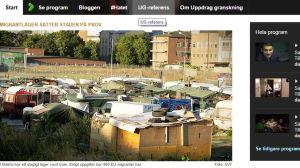 Flyktingläger i Malmö ska rivas