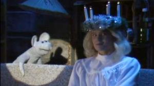 Plåstret träffar Lucia,