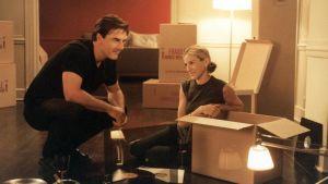Chris Noth spelar Mr. Big till Sarah Jessica Parkers Carrie Bradshaw i Sex and the city.