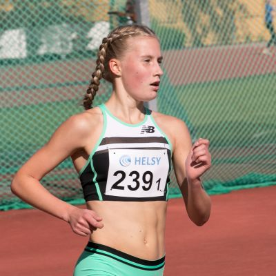 Nathalie Blomqvist toukokuussa 2019