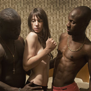 Charlotte Gainsbourg on Joe elokuvassa Nymfomaani