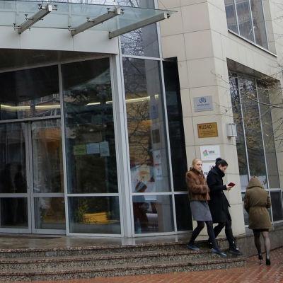 Rusadas kontor i Moskva.