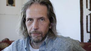 Porträtt på Alrik Williams, grundare av Forum för de döende, Facebook.
