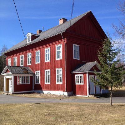 Tottesunds herrgård i Maxmo.