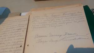 Generalmajor Kozlovskij bad Finlands regering om hjälp.