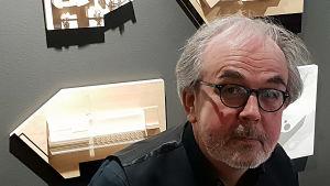 Professori, arkkitehti Rainer Mahlamäki