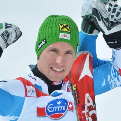 Marcel Hirscher, Österrike