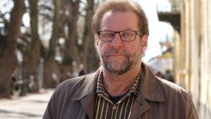 Leo Nyqvist är professor i socialt arbete vid Åbo universitet.