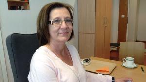 Minna Backman är jurist vid Garantistiftelsen