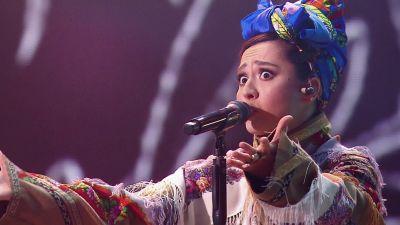 Venäjän euroviisuehdokkaan Manižan kappale Russian Woman.