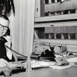 Ralf Friberg på 1960-5talet