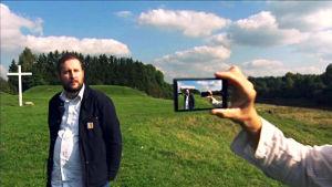Antony Fredriksson fotograferas, Lasso 2014
