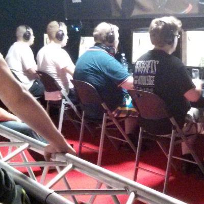 ENCORE joukkue pelaa Assembly 2014 Counter-Strike turnauksen finaalia