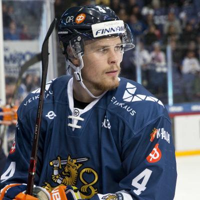Mikko Lehtonen i Lejonen.