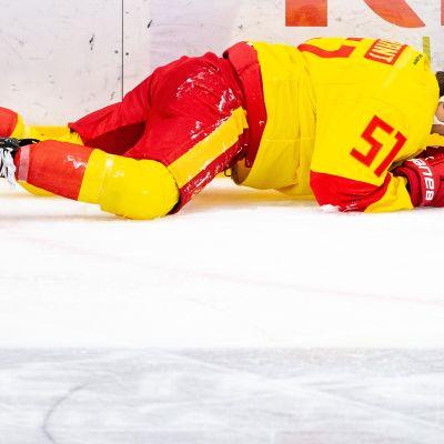 Jokerien KHL-kausi on alkanut myrskyisissä merkeissä.