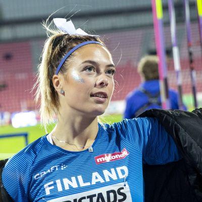 Julia Valtanen, arkistokuvaa