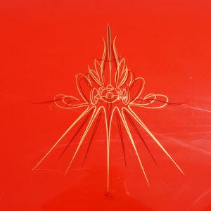 punainen konepelti