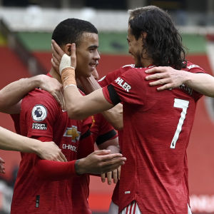 Manchester United firar.