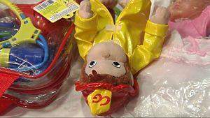 Leksaker med säkerhetsbrister