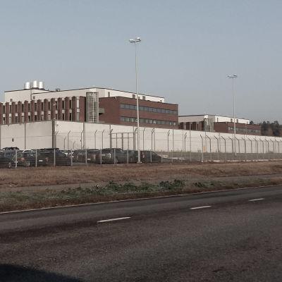Starrbacka fängelse i Åbo.