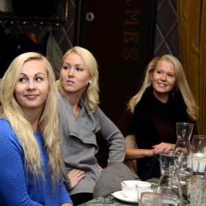 Bloggträff i Helsingfors.