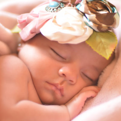 nukkuva vauva