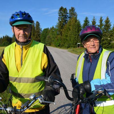 Marja-Liisa ja Pentti Mäki-Mantila