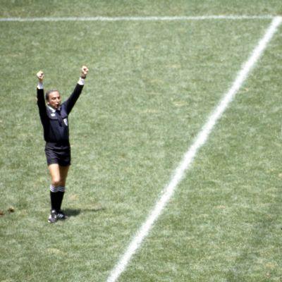 Argentiina Saksa 1986