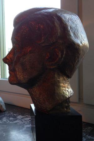Detalj från Astrid Lindgrens hem.