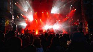 Manic Street Preachers var huvudband på årets Wasa Open Air.