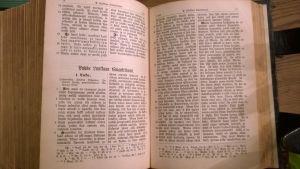 Gammal bibel på finska