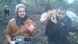pekko käppi, Stradan juontaja Joonatan Pitkänen