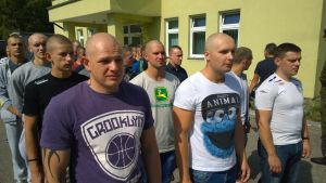Allmän värnplikt återinförs i Litauen
