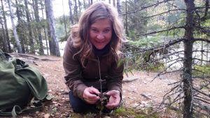 Erikoistutkija Taina Pennanen, Luonnonvarakeskus
