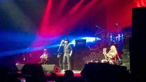 Motörhead i Helsingfors 6.12. 2015.